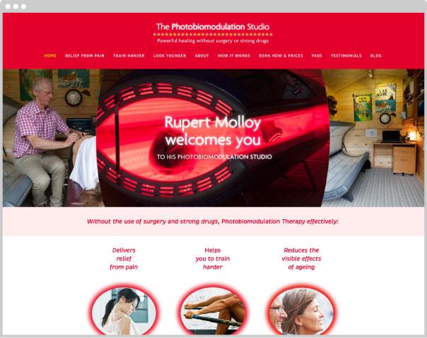 The Photobiomodulation Studio